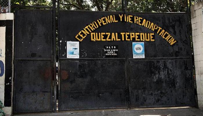 Dos reos asesinados penal de Quezaltepeque