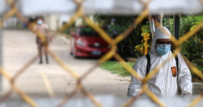 Detectan 16 nuevos casos de COVID-19 en el Penal de San Vicente
