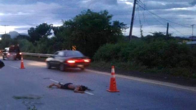 Muere una persona tras accidente de tránsito en Sonsonate