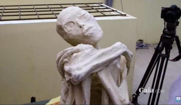 En Perú encuentran un extraño cuerpo momificado que al parecer este no es humano
