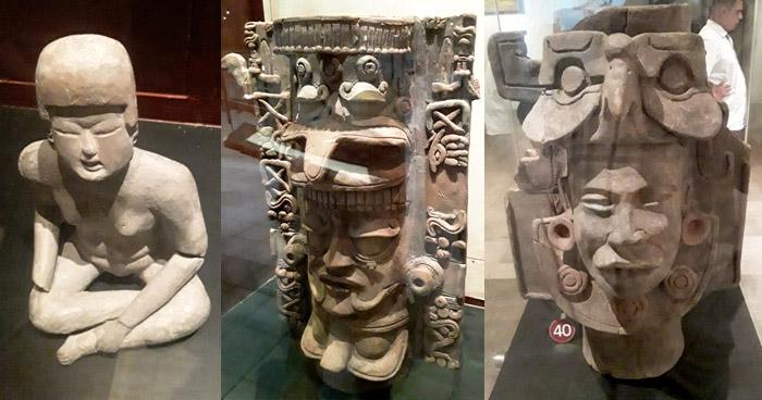 Decomisan 255 piezas arqueológicas que estaban en Ciudad Delgado