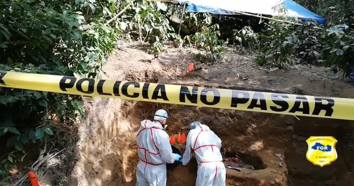 Identifican a los pandilleros de la MS asesinados tras la masacre de la familia Pimentel