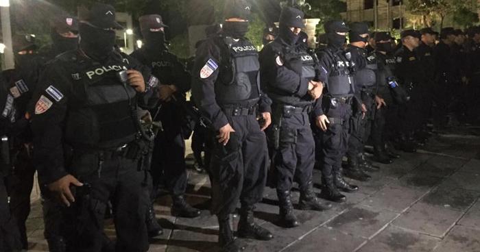 Inicia plan de seguridad para recuperar territorios tomados por pandillas