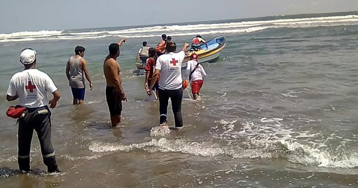 Jóvenes mueren ahogados tras ser arrastrados por una corriente en playa Costa del Sol