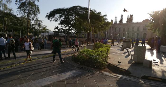 San Salvador reaperturará parques y plazas de forma gradual