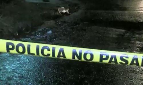 Homicidio nocturno en Soyapango