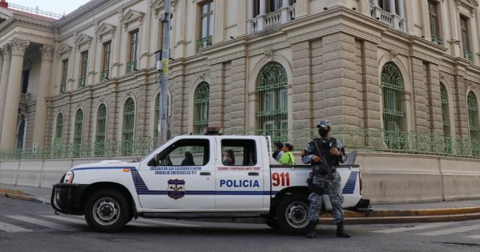 10 agentes de la PNC están contagiados con COVID-19, ademas hay 110 en cuarentena por sospechas