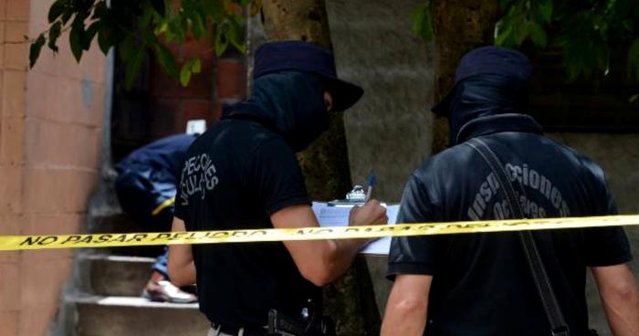 Pandillero muere tras enfrentarse a balazos con la PNC en condominios Cayalá, Ciudad Delgado
