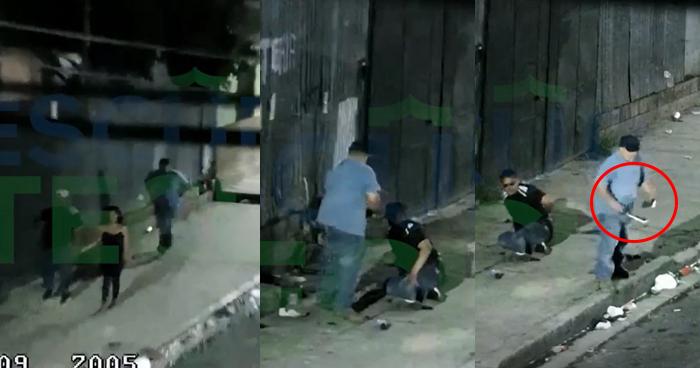 Captan a taxista que asalto a una pareja en Santa Tecla, fue capturado en la Monserrat tras persecución
