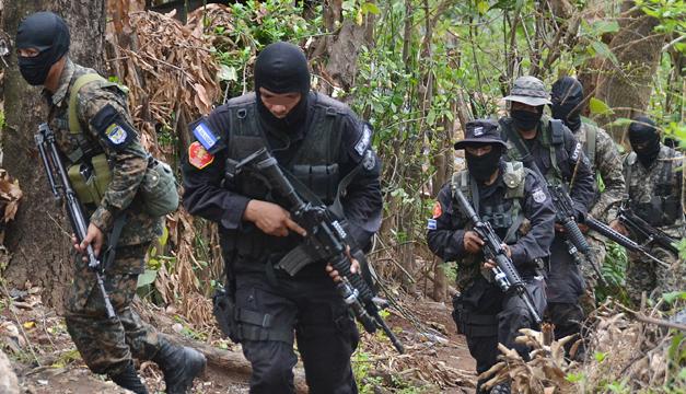 Soldado disparo contra agente de la PNC tras una discusión en Quezaltepeque