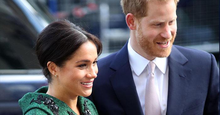 Príncipe Harry y Meghan Markle se convierten en padres de un niño