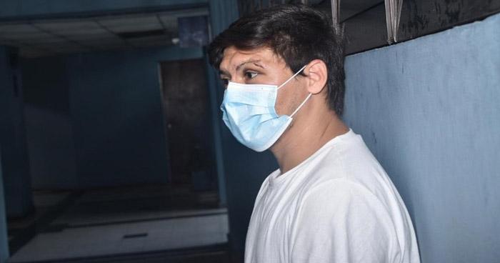 Prisión para Juan Ramírez acusado de asesinar a su pareja en San Salvador