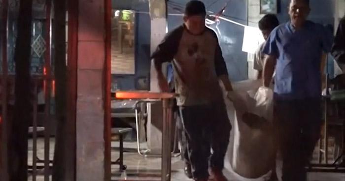 Se hicieron pasar por clientes para asesinar al propietario de un negocio en San Luis Talpa