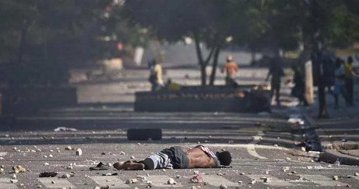 Al menos siete personas han muerto desde el comienzo de la ola de protestas en Haití