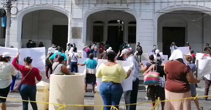 Cuatro protestas se registraron en primer día de Reaperutra Económica