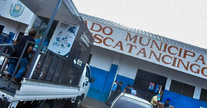 Instalan cabinas de diagnóstico de COVID-19 en Cuscatancingo