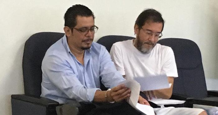 Exfiscal Luis Martinez habría favorecido a Enrique Rais para que acusar con pruebas falsas en Tribunales