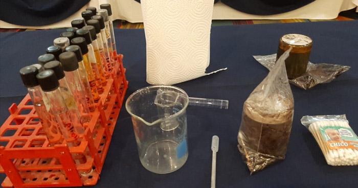 Realizan prueba de pigmento que se utilizará en las JRV de las próximas elecciones