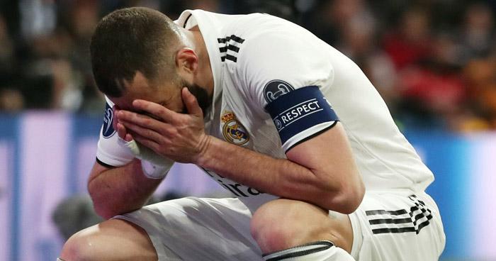 Real Madrid quedo eliminado de la Champions League tras ser derrotado por el Ajax 4-1