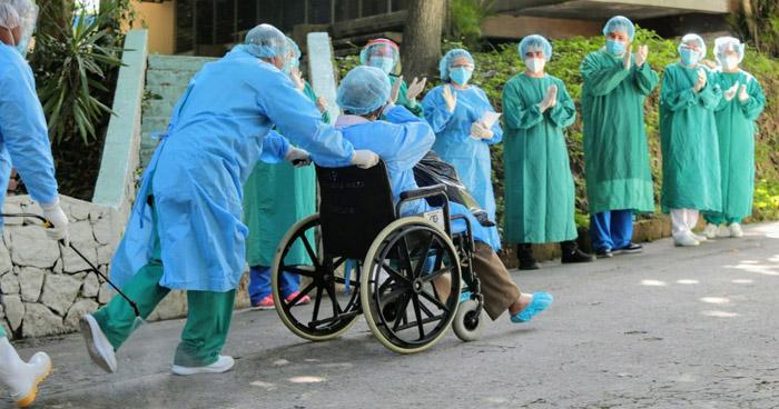 270 nuevos casos de COVID-19 en El Salvador, ya son 7777 en total