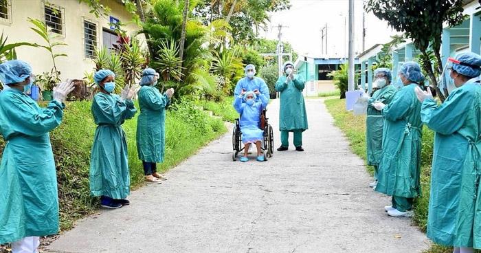 Seis personas más se recuperan de Coronavirus