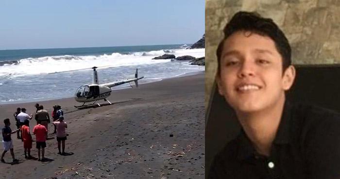 Recuperan cadáver de joven que murió ahogado en Playa El Zonte