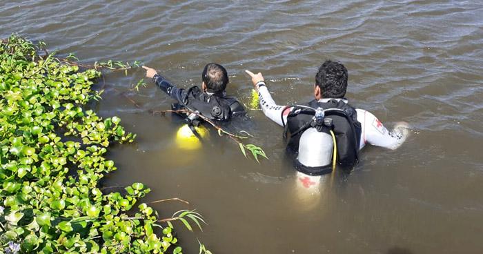 Recuperan cuerpo de hombre que murió ahogado en Lago de Güija
