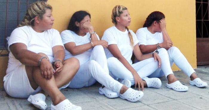 Juez envía a juicio a mujeres integrantes de una red de prostitución que operaba en La Libertad