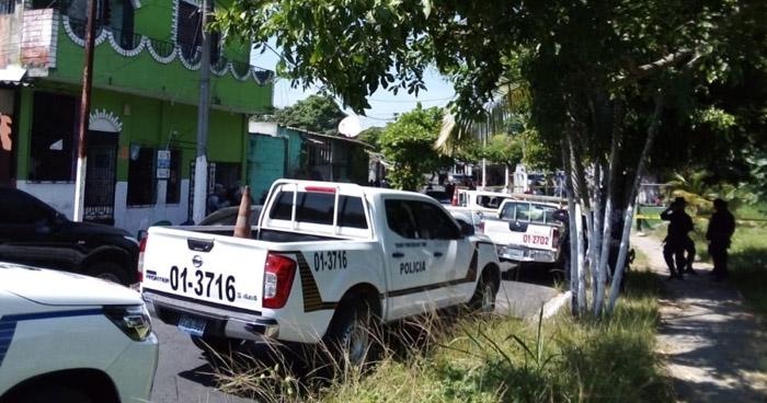 Hombre muere tras ataque armado en colonia San José, en Soyapango