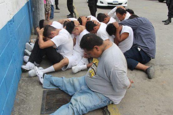 Pandilleros fueron condenados a 40 años de prisión por diversos delitos