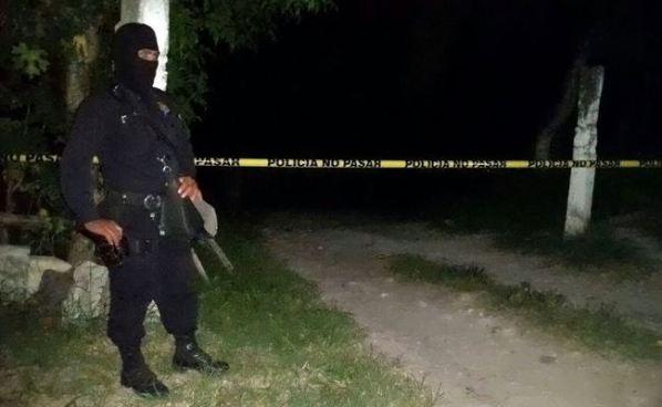 Jefe de traslado de reos fue asesinado a machetazos en Ahuachapán