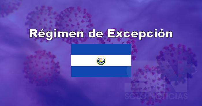 Diputados aprueban Régimen de Excepción para atender pandemia por COVID-19