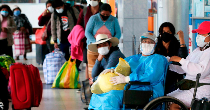 America Latina y El Caribe supera la cifra de 250 mil muertes por COVID-19