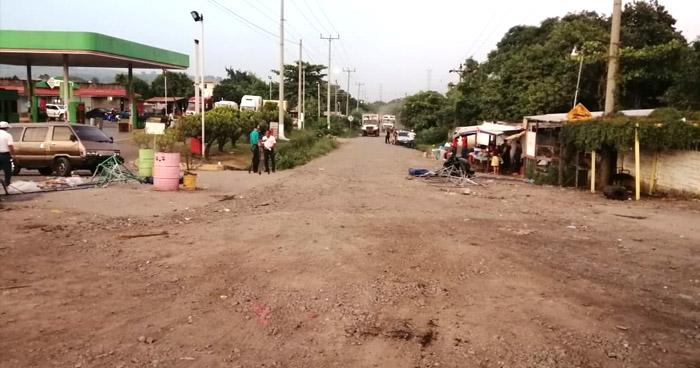 ASTRAM levantan bloqueo que mantenía en relleno sanitario de Nejapa