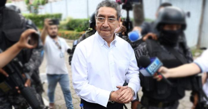 Favorecen a René Figueroa con arresto domiciliar y pago de fianza de $50 mil