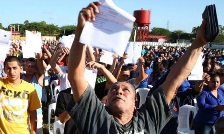 El presidente de Nicaragua le regaló la libertad a casi 900 presos