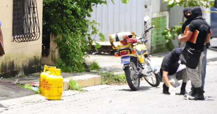 Repartidor de gas fue asesinado por pandilleros en Ayutuxtepeque