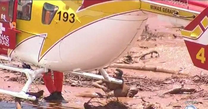 """""""Varios muertos"""" ha dejado ruptura de dique minero en Brasil"""