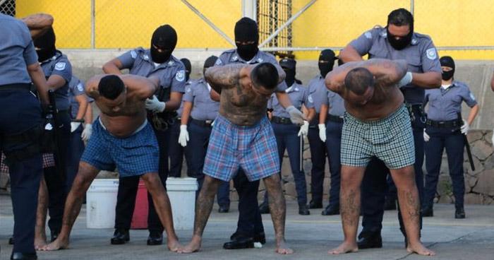 Realizan requisa en el Centro Penal de Ciudad Barrios