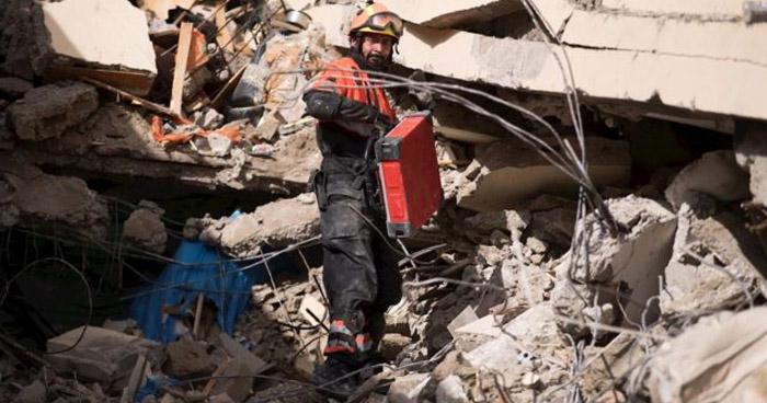 Encuentran vivas a 24 personas una semana después del terremoto en Haití