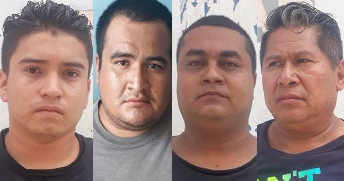 Capturados tras robar un vehículo en Avenida Bernal