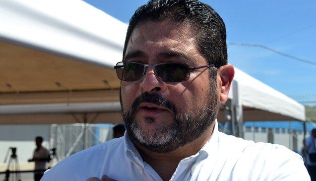 Capturan a Director General de Centros Penales, Rodil Hernández