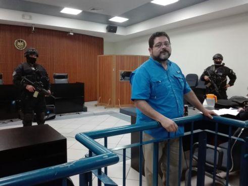 """Rodil Hernández: """"No había necesidad de girar una orden de captura, ellos sabían donde citarme"""""""