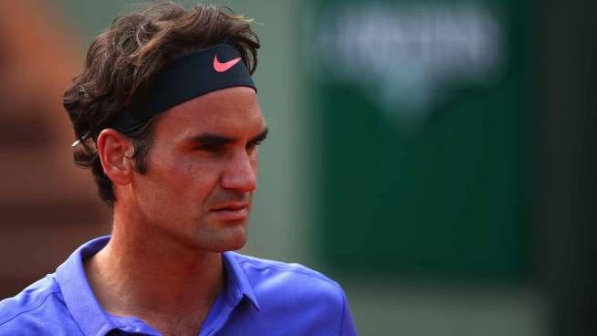 Roger Federer se perderá el Roland Garros