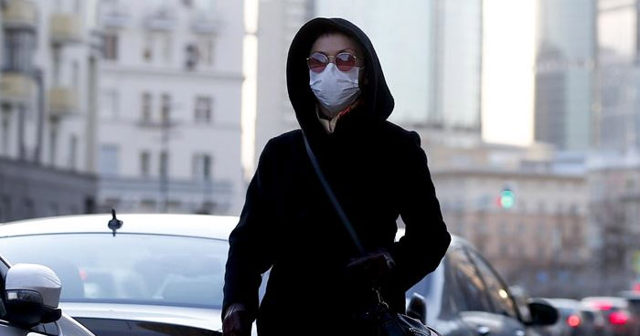 Rusia se convierte en el tercer país con más contagios de COVID-19 en el mundo