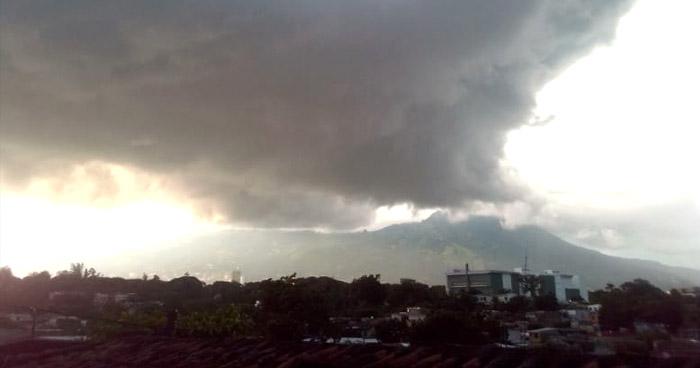 Se prevén lluvias con énfasis en el sector norte del centro y oriente del país