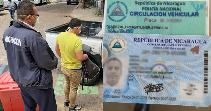 Detienen a salvadoreño que evadió cordón sanitario en Frontera Angüiatú
