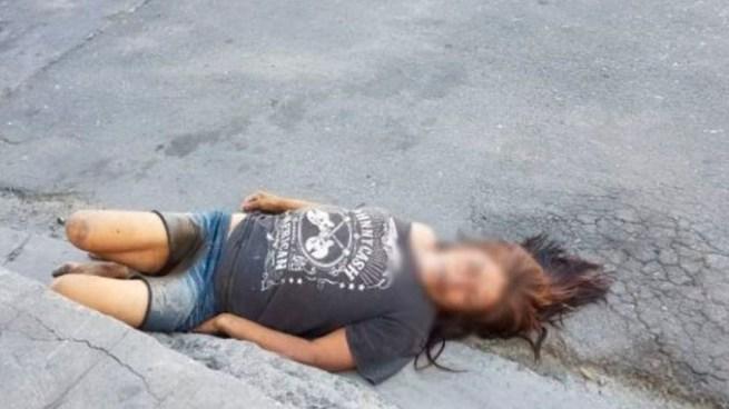 Salvadoreña muere en calle de México tras no recibir asistencia medica a tiempo
