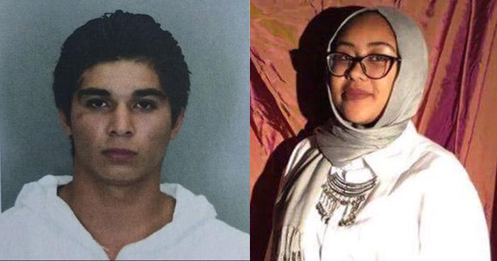 Salvadoreño condenado a cadena perpetua por haber asesinado a musulmana en Estados Unidos