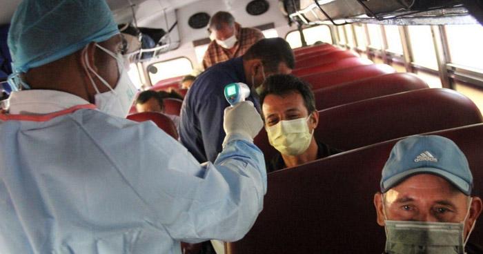 Repatrían a 25 salvadoreños que se encontraban varados en Belice  por COVID-19